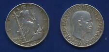 Moneta 10 Lire ARATRICE - 1936 - VITTORIO EMANUELE TERZO A. XIV