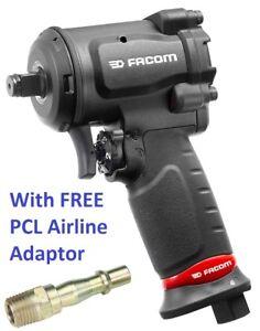 Facom 1/2″ Drive Micro Composite Air Impact Gun Wrench 861Nm + Free PCL Adaptor