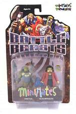 Battle Beasts Minimates Series 1 Strictus & Bliss Reynolds