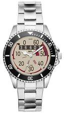 KIESENBERG Uhr - Geschenke für BMW Isetta Fan 20653