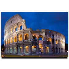 Colosseum fridge magnet Rome Italy travel souvenir