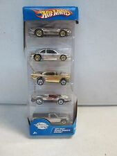 Hot Wheels 5 Car Gift Pack Shiners w 57 Chevy