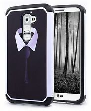 Matte Silicone/Gel/Rubber Fitted Cases for LG Mobile Phones