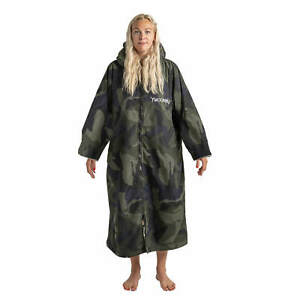 Changing Surf Swim Robe Moonwrap Dry Outdoor Electric Blue Camo Red Outdoors