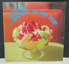 COVER ONLY, NO VINYL -CHUCK BERRY IS ON TOP VG+