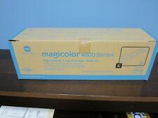 New Genuine KONICA MINOLTA Magicolor 4600 4650 4690 Black Toner A0DK132