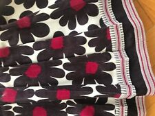 JOTTUM  Girls size 7 /122 100% cotton welvet  flower skirt