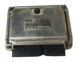 2003 - 2006 Porsche Cayenne 4.5L ECM ECU Engine Control Module | 022 906 032 BT