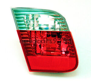 New! BMW INNER TAIL LIGHT LEFT (WHITE) OEM ULO 7235-03 63216910537