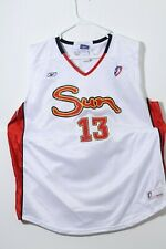 Linsday Whalen Autographed CT Sun Game Jersey WMBA 2006