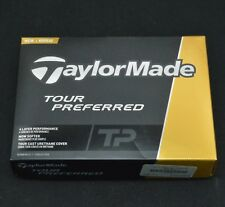 Taylormade Tour Preferred Golf Balls Case Box 1 Dozen Golfing Lot