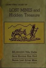 Camp Fire Tales Of Lost Mines and Hidden Treasure book on CD