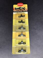 VINTAGE COX COMPETITION PARTS FRONT SUSPENSION 1:24 SCALE MOC 6 PACK