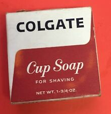 Rm348 Colgate Cup Soap For Shaving 1.75oz