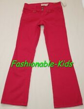 10 Nwt Old Navy The Darling Low Rise Slim Boot Cut Hot Pink Jeans Pants Girls