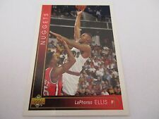 Carte NBA UPPER DECK 1993-94 FR #118 LaPhonso Ellis Denver Nuggets