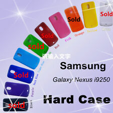3x Mesh Hard Case Cover for SAMSUNG Galaxy Nexus i9250