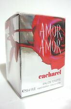 CACHAREL AMOR AMOR PERFUME WOMEN EDT 1 OZ SPRAY 30 ML NEW IN SEALED BOX