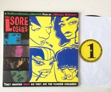 MAKERS 'OBLIVIANS MICK COLLINS The Sore Losers OST Doppio 2LP US SFTRI 338 1997