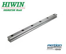 New Hiwin HGR25R Linear Guideway Rail HGR25 Series up to 4000mm Long