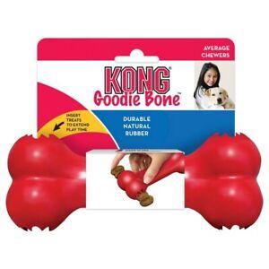 KONG Classic Goodie Bone Dog Toy Small, Medium, Large
