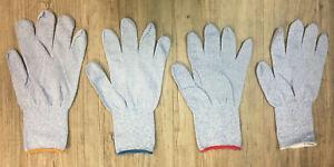 Schnittschutzhandschuh Resicut basic, blau, ohne Stahlfasern, in versch. Größen
