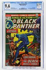 Jungle Action #11 - CGC 9.6 - White Pages