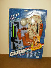 "G.I. JOE ( 12"" / 30cm ) HALL OF FAME - DESERT CAMO Mission gear set - 1993"