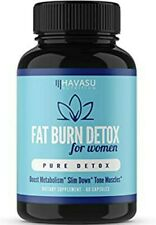 Havasu Nutrition Weight Loss Pills for Women Fat Burner Keto Pills Non-GMO.  B12