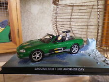 JAMES BOND 007 - JAGUAR XKR DIE ANOTHER DAY comme neuve en boite
