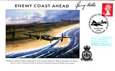 Closure RAF Scampton 617 Sqn Signed G H Hobbs 617 Sqn Gunner