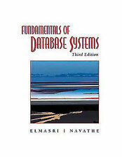 Fundamentals of Database Systems (World Student), Navathe, Shamkant B., Elmasri,