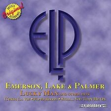 Emerson Lake & Palmer : Lucky Man & Other Hits CD