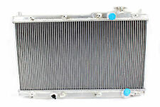01-05 Honda Civic EM ES 2/4 door 1.7L D17 2 Row Aluminum Radiator Full Size M/T