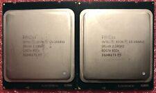 Matching Pair(2) Intel Xeon E5-2660 v2 2.20GHz SR1AB 10Core 25MB 115W PROCESSORS