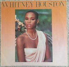 Whitney Houston Vinyl Record LP Album 1985