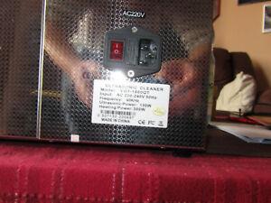 6L  Ultraschallreiniger Ultraschallreinigungsgerät Ultrasonic Cleaner Defekt !!!