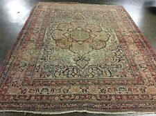 Antique kermanshah PERSIAN HAND KNOTTED C.1910  7' X 9' 6""