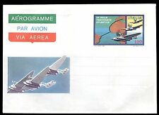 ITALIA REP. - Aerogrammi - 1980 - TRASVOLATA ATLANTICA