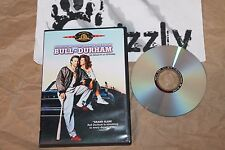 USED Bull Durham DVD (NTSC) Tested and Working!