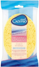 Calypso Natural Relaxing Moment Soft & Delicate Bath Sponge pack of 3