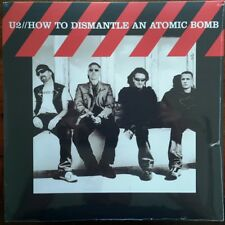 U2~How to Dismantle An Atomic Bomb~Factory Sealed 2004 Original First pressing