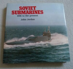 engl. Ausgabe : Soviet Submarines 1945 to present , U Boote , Russische Marine