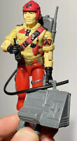 GI Joe Special Brazil Mission Mainframe Loose 100% Complete Fantastic Example NM