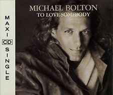 Michael Bolton To love somebody (1992) [Maxi-CD]