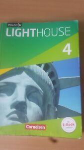 Englisch Lehrbuch Lighthouse 4 Cornelsen Berlin Brandenburg