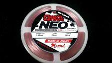 Momoi Hi-Catch NEO Pink 180lb  Flurocarbon Leader fluro carbon made in japan