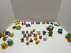 Pokemon Figures Lot 48pc