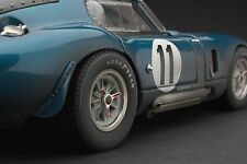 RACE WEATHERED | Exoto 1965 Cobra Daytona Le Mans | 1:18 | #RLG18011BFLP