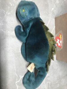 Ty Teenie Beanie Babies Iggy The Iguana